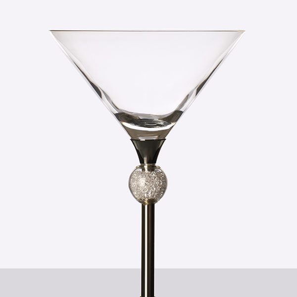 Crystal Ball Filled Cocktail Grey (2)