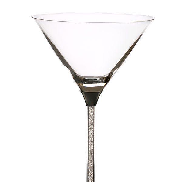 Crystal Stemmed Cocktail Re